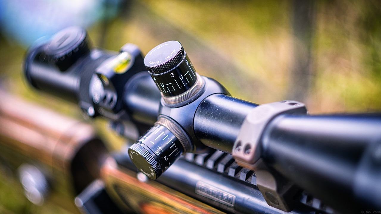 best deals on hunting scopes