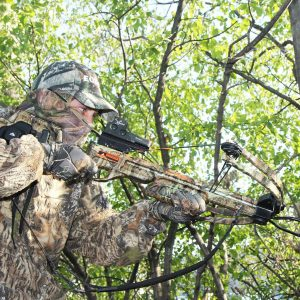 scope with range finder