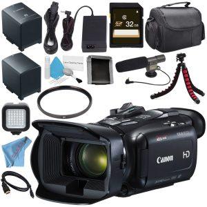 Canon Vixia hd camcorder