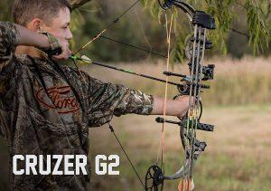 Bear archery cruzer g2 adut bow